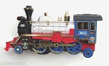 "Echo Locomotive Train Engine Toy 15"" Battery Operated Plastic 3318 Non-Working"