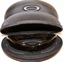 OAKLEY GENUINE OIL RIG/OIL DRUM BALLISTIC NYLON HARD CASE NO SUNGLASSES!