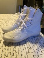 Under Armour UA Highlight MC Mens Football Cleats Size 8 White New 3000177-100