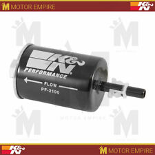 K&N Filters In-Line Gas Filter For 92-16 GMC Chevrolet Buick Pontiac