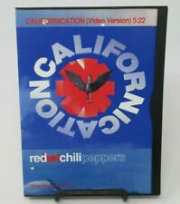 RED HOT CHILI PEPPERS: CALIFORNICATION (VIDEO VERSION) US PROMO DVD, SNAPCASE