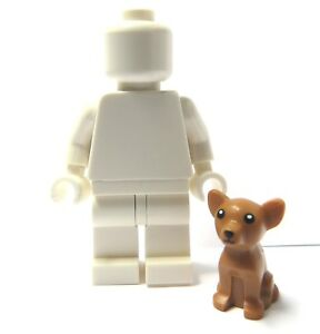 Lego 1 Small Puppy Dog Chihuahua Pet  Minifigure Figure Not Included Trendsetter