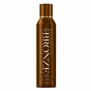 Hempz Instant Body Bronzing Mist 7.5oz /250ml Paraben Free sunless tan So Bronze