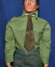 Vintage Action Man 1970's Action Team Royal Military Police Shirt and Tie