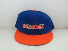 Miami Marlins Hat (VTG) - 1980s Pro Model - Fitted 7 5/8