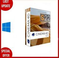 Maxon Cinema 4D Studio S22✔️2020✔️Lifetime Licence Key✔Win✔Mac✔Fast Delivery