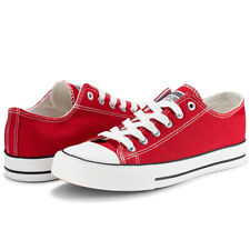 Women's Canvas Shoes Fashion Sneakers Low Top Tennis Shoes Lace up Casual Shoes