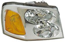 FITS 02-06 GMC ENVOY XL 04-05 XUV PASSENGER RIGHT FRONT HEADLIGHT ASSEMBLY