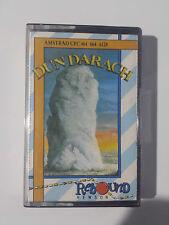 DUN DARACH - AMSTRAD CPC 464 CASSETTE / REBOUND HEWSON