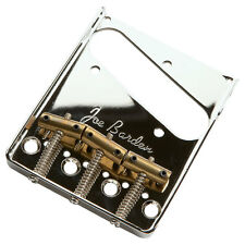 "NEW Joe Barden American Standard Tele Bridge Fender 2 1/16"" Compensated - NICKEL"