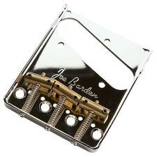 "NEW Joe Barden American Standard Tele Bridge Fender 2 1/16"" Compensated - NICKEL"
