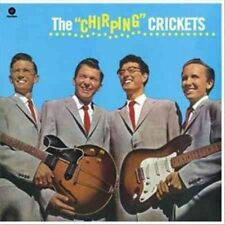 The Chirping Crickets 8436542012843 by Buddy Holly Vinyl Album