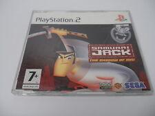 Samurai Jack the Shadow of Aku Promo Version! (PAL) Playstation 2 PS2 PS3 Sony