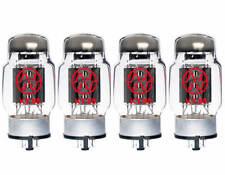 4x KT88 JJ-Electronic MATCHED NUOVA, new valvola tube QUARTETTO QUAD