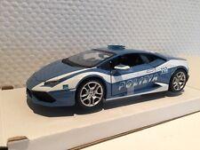 Lamborghini Huracan Polizia 1:24 Maisto neu + OVP 531511