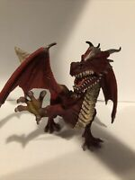 Schleich Red Dragon