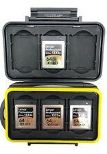 4 Lexar 64GB XQD Professional 1333x Memory Card 200 MB/s Max Read Speed E Taiwan