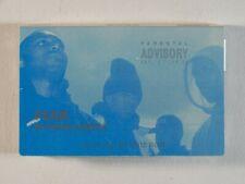 FEAR Beyond Limits on Ross House rare 1992 rap cassette