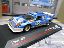 Ligier js2 JS 2 Maserati #139 Larrousse Nicolas total 1974 tdf IXO Altay 1:43