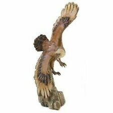 Gifts & Decor Soaring American Bald Eagle Bird Statue Figurine