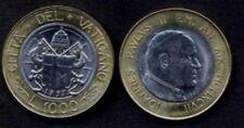 VATICANO Giovanni Paolo II 1000 Lire bimetallic 1997 FDC (UNC)