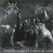 Hills Of Sefiroth / Sapthuran – Split CD (PIL,2006)  *rare Black Metal *sealed