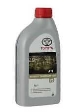 Genuine Toyota Prius ATF WS Fluid Automatic Transmission Fluid 1 L 08886-81210
