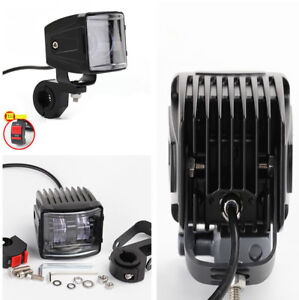30W High Power LED Work Light Lamps For SUV 4x4 Truck Tractor Boat Waterproof x1