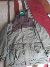 Oakley Mens Ski Snowboard Jacket Coat Size L Large