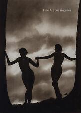 "Walter Bird Photo ""Silhouettel"" 1938, Original Vintage Photogravure,"