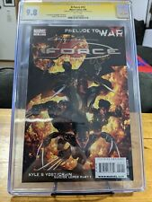 X-Force #12 CGC SS 9.8 Signed by Clayton Crain and Chris Yost