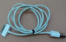 Original Genuine Apple 30Pin USB Charge Sync Cable iPhone 3 3G 4 4s iPod iPad2 3