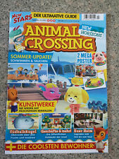 Animal Crossing New Horizons Magazin Heft Guide Zeitschrift Zeitung September #1