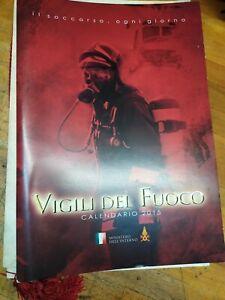 Calendario 2015 VVFF Vigili del Fuoco - PERFETTO