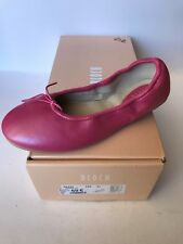 chaussure Fille BLOCH ROSE taille 31 neuve N°212