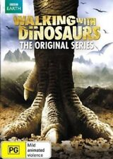 Walking With Dinosaurs BBC (2 Disc Set) New DVD R4