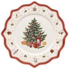 Villeroy & Boch Toy's Delight Festlicher Platzteller Weihnachten 35 cm
