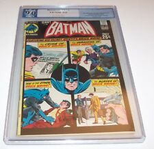 Batman #233 - Graded VF/NM 9.0 - 1971 DC Bronze Age - (Giant Size 64 pages)