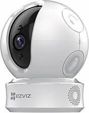 EZVIZ C6C 720p Indoor Pan/Tilt WiFi Security Camera w/ 360° Full Room Coverage