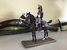 Master Studio Painted Le Cimier Napoleonic 90mm Mtd 5th Cuirassiers - Mint