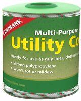 UTILITY CORD MULTI-PURPOSE FOR GUY LINES, CLOTHESLINE, LASHING, POLYPROPYLENE