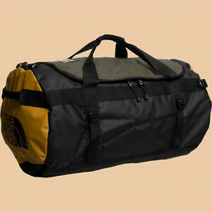 New with Tags $145 North Face Golden State 90L Duffel Bag Size Large