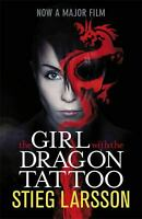 Girl with the Dragon Tattoo by Larsson, Stieg