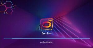 Orca pro plus activation envoie rapide ( 2 munite Max.)