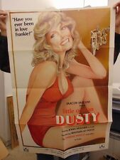 John Holmes Rhonda Jo Petty Little Orphan Dusty Orig One Sheet Poster #M9923