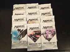 MTG MAGIC LOT DE 12 BOOSTERS M15 (EN ANGLAIS)
