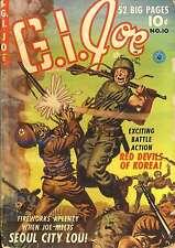 US GOLDEN AGE WAR COMICS (4) G.I.JOE/ GI COMBAT/MILITARY ON DVD BUY 3 GET 1 FREE