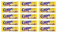 15 x CORNY BIG Chocolate & Banana Breakfast Cereal Bars 50g 1.8 oz