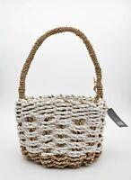 """17"""" x 10"""" Seagrass Basket - Threshold™"""