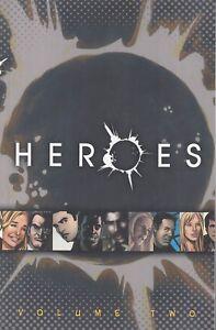HEROES VOLUME 2...TPB...NM-...2009...Hard To Find Bargain!